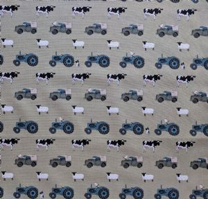 Sophie Allport On The Farm Fabric